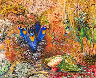 Jim Waid, 'Aviary', 1998