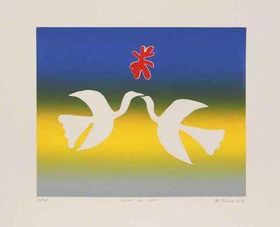 Mireille Kramer, 'Birds in Love', 1980