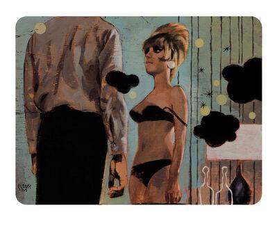 Glenn Barr, 'Heart Aflame', 2005