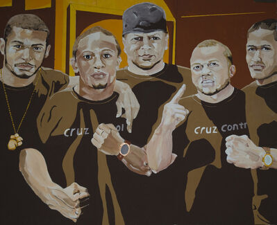 Cuyler Etheredge, 'Cruz Control', 2013