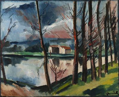 Maurice de Vlaminck, 'Paysage au bord de l'eau', 1911-1912
