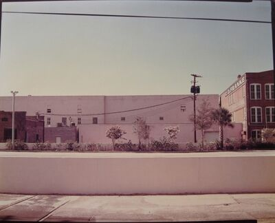 Stephen Shore, 'Cumberland Street, Charleston, SC,', 1975