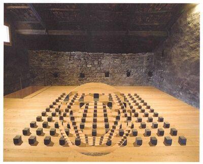 Guo Hongwei 郭鸿蔚, '144 Graphite Silence, 2005', 2013