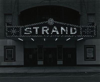 George Tice, 'Strand Theater, Keyport, NJ', 1973