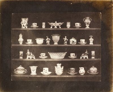 William Henry Fox Talbot, 'Articles of Porcelain', ca. 1844