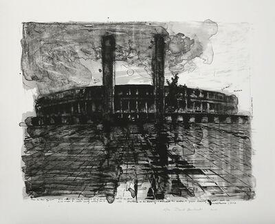 David Claerbout, 'Olympia - Impression of Rain', 2017