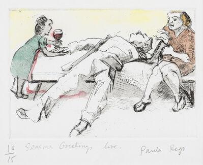 Paula Rego, 'Untitled (Christmas gift)', 2007