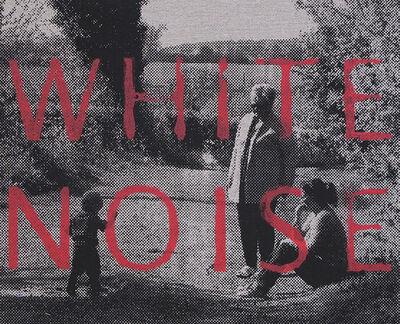 Michael Hall 1, 'White Noise', 2018