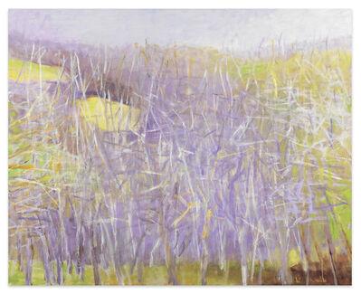 Wolf Kahn, 'Across the Valley (Midsize Version)', 2005