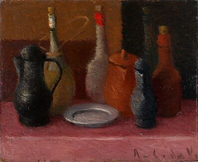 Antonio Calderara, 'Natura morta', 1949