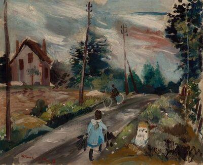 Emilio Grau Sala, 'Country Road', 1938