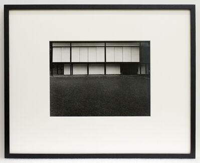 Yasuhiro Ishimoto, 'Katsura Villa', 1954