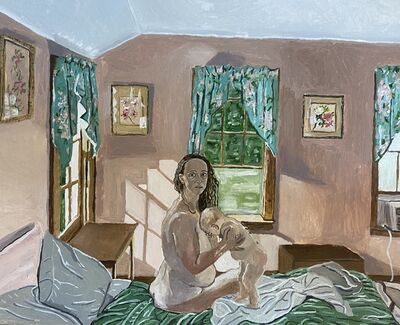 Polina Barskaya, 'Pink Room Bovina', 2020