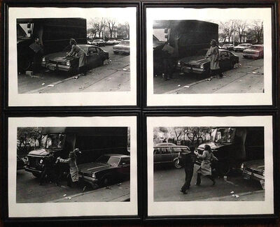 Paul Garrin, 'Untitled East 7th St. & Ave. A in the East Village', 1980