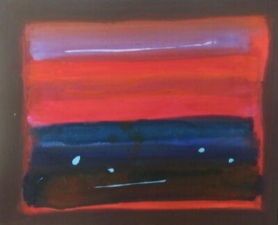 Pedie Wolfond, 'Beach Dream', 1992