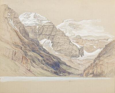 Samuel Colman, 'Lake Louise, Alberta, Canada', Date Unknown