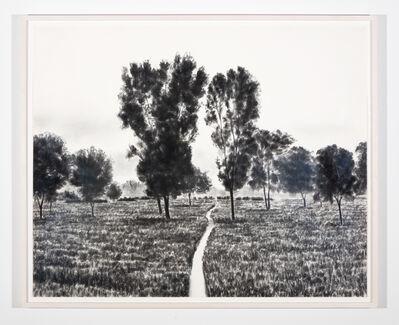 April Gornik, 'French Waterway', 1997