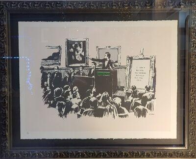 Banksy, 'Morons', 2007