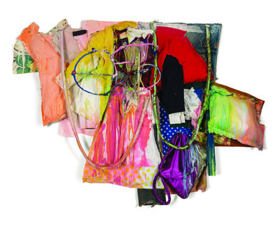 Alan Neider, 'Purple Bag', 2014