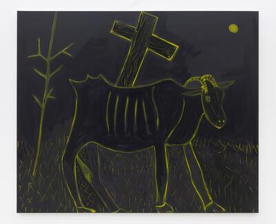 Marcus Jahmal, 'God', 2021