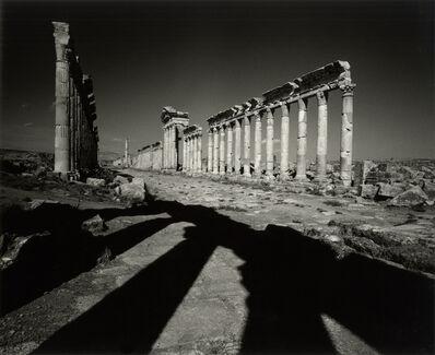 Don McCullin, 'The Avenue, Apamea, Syria', 2006-2009