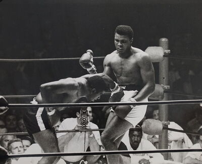 Gerry Cranham, ''Low Blow' Las Vegas, World Title Fight, Floyd Patterson v Mohammed Ali, United States, 1965'