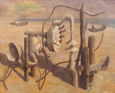 John Atherton, 'Aged Forms', 1946