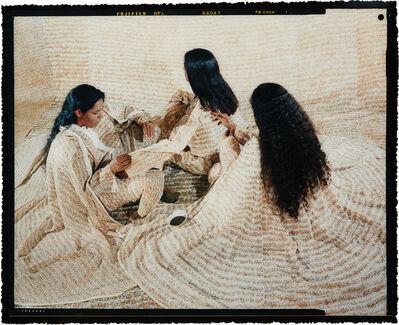Lalla Essaydi, 'Converging Territories #11', 2003