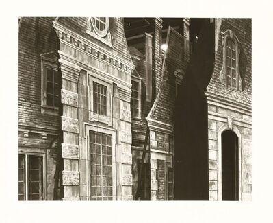Abelardo Morell, 'Manon Building Facade', 2005