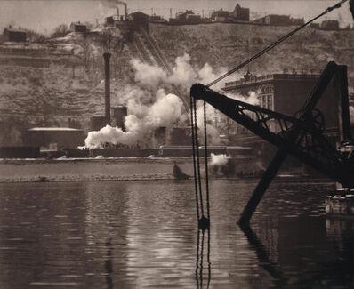 Alvin Langdon Coburn, 'Pittsburgh', 1910