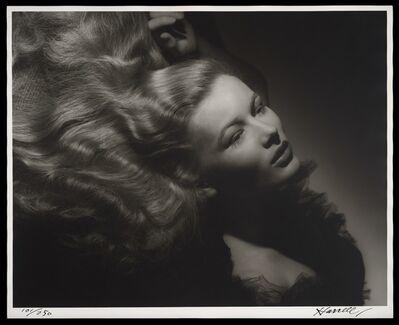 George Hurrell, 'Veronica Lake', 1941/1980