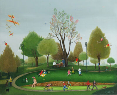 Gerald Purdy, 'Innocent Autumn', 2010