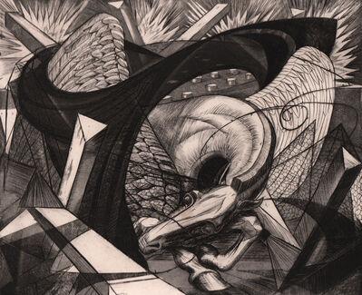 Leo Katz, 'Pegasus', 1945