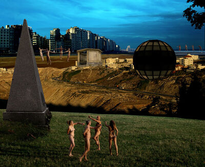 Clegg & Guttmann, 'Studiolo Landscape 4', 2007