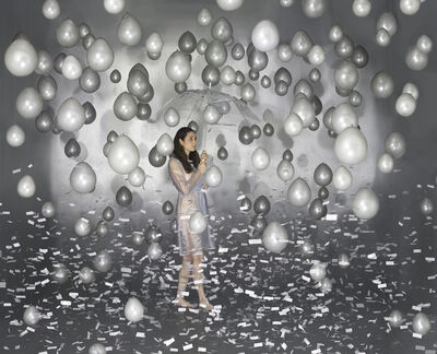Nicole Furman, 'When it Rains it Storms: Silver Lining', 2016