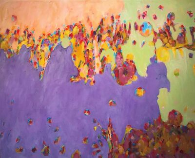 Danny Morgan, 'Colored Harmony #2', 2011