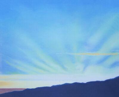 Peter Alexander, 'Sunset (April 27, 73)', 1973