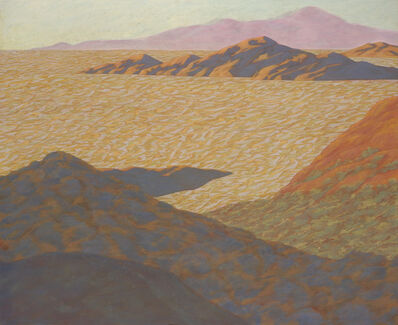 Carlo Battaglia, 'Nell'ora dell'oro 2 (i Lestigoni)', 1990