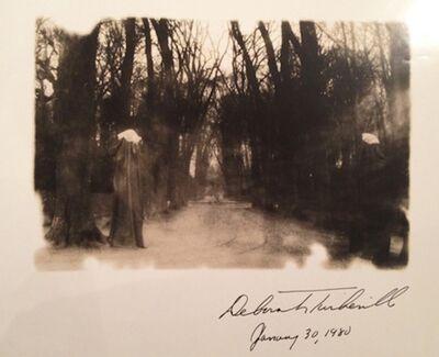 """Deborah Turbeville, 'Winter in the Park of Versailles, from """"Unseen Versailles""""', 1980"""
