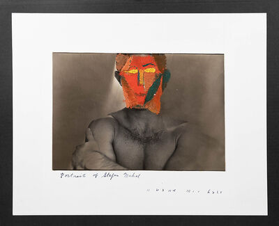 Duane Michals, 'Portrait of Stefan Mihal', 1977
