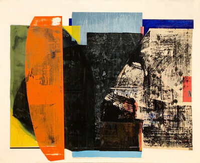 Eric Bohr, 'John's Boat', 2020