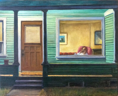 Mark Beck, 'Porch Light', ca. 2000