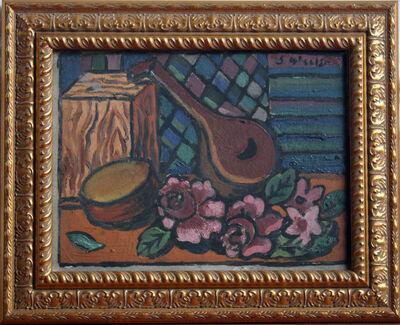 Steve Wheeler, 'Still-life with Lute', 1938-1945