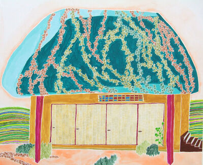 Sachiho Ikeda, 'A House of the Ivy', 2009