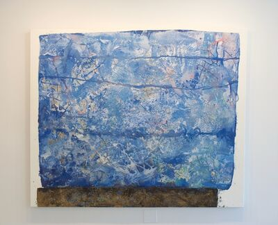 Mark Van Wagner, 'Blue Drifter', 2016