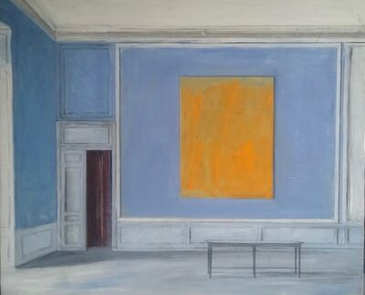 Pierre Bergian, 'Lonely Table', 2018