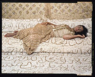 Lalla Essaydi, 'Bullets #5', 2009