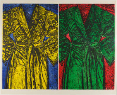 Jim Dine, 'Kindergarten Robes', 1983