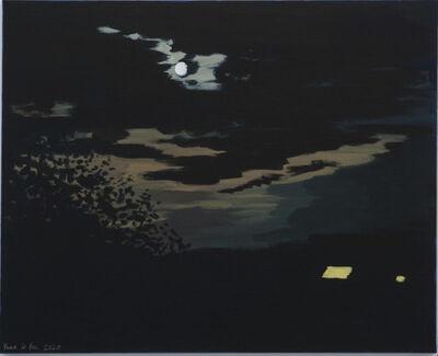 Yann Le Bec, 'Lune au Crépuscule', 2020