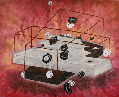Liang Gu 顧亮, 'Geometry Program no.06', 2010